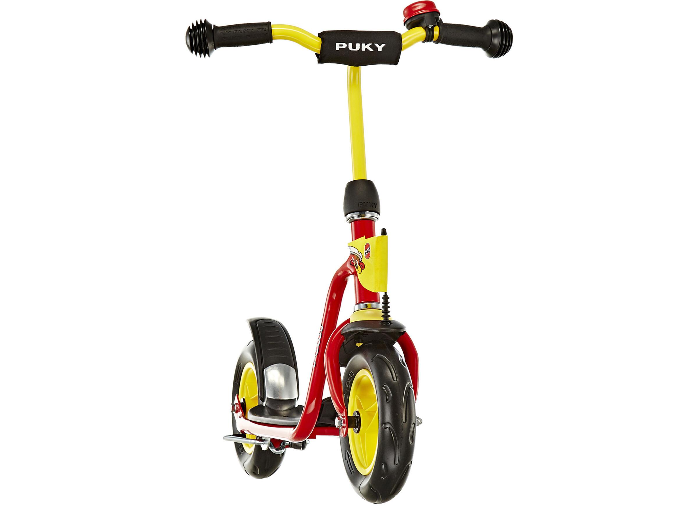 puky r03 scooter children red at. Black Bedroom Furniture Sets. Home Design Ideas